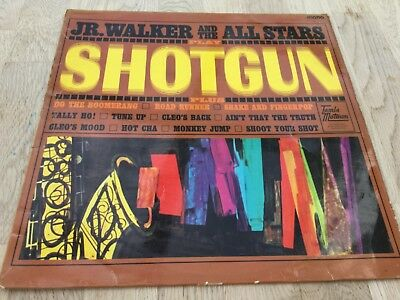 Jr.Walker and the All Stars - Roadrunner ++ org. Motown UK Mono Vinyl LP ++