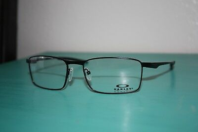 OAKLEY FULLER OX3227 0155 Polished Black new with case and cleaning cloth