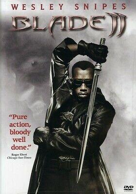 Blade II (DVD, Widescreen, Region 1) Usually ships within 12 hours!!!