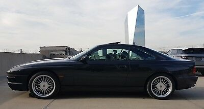 1997 BMW 8-Series ci 1997 BMW 840ci e31