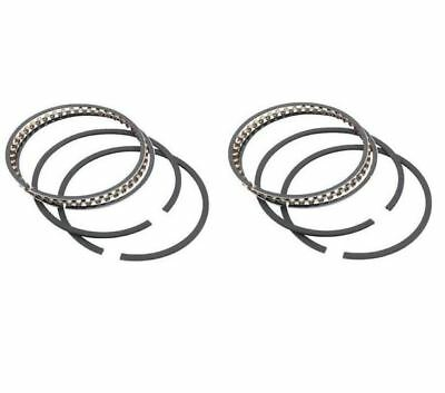 2010-2015 Polaris Ranger 800 Efi 6X6 Pistons Piston Rings 2 Sets Std. Stock 80Mm