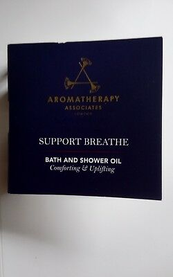Aromatherapy Associates Support Breathe Bath and Shower Oil Sample3ml