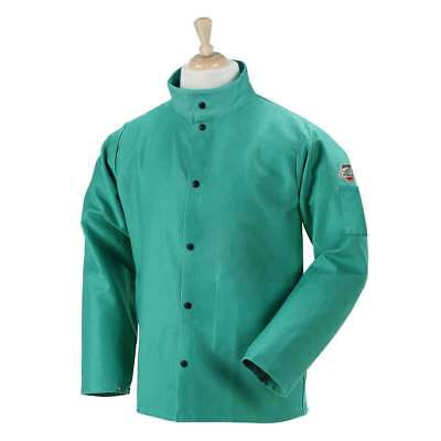 Black Stallion F9-36C TruGuard 200 FR Cotton Welding Jacket, 2X-Large