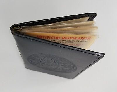 Original Vietnam War US Army Soldier's Wallet Personal Military Issued Cards