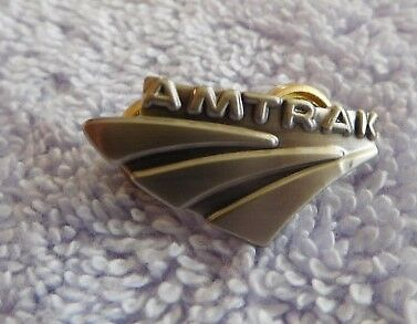 Railroad - Amtrak - Authentic Lapel Pin - Marked