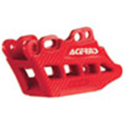 Acerbis Chain Guide Block 2.0 Red HONDA CRF250R 2007-2017 CRF450R 2007-2016