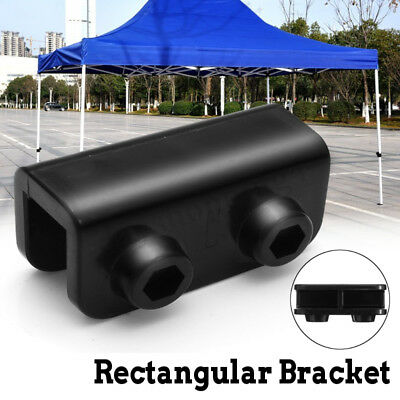 Rectangular Bracket Replacement Spare Parts Canopy Connector For Gazebo Tent