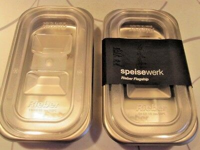 Speisewerk Rieber Flagship authentic German European food storage containers NEW