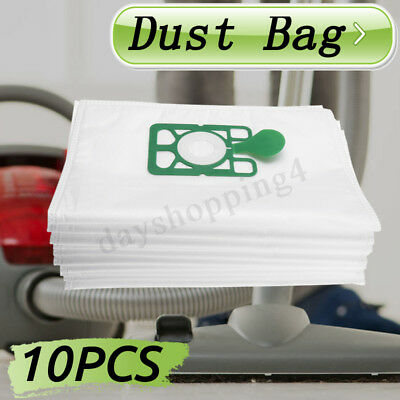 10PCS Vacuum Cleaner Filter Dust Bags Part For Numatic Henry Hoover Hetty James