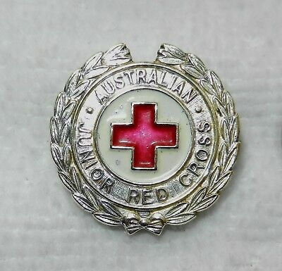 Australian Red Cross Junior Badge