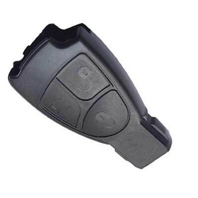 Car 3 Buttons Remote Control Key Case Fit For Mercedes Benz W203 W211 W204 @*