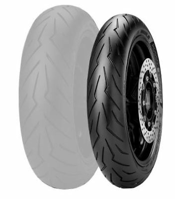Pirelli Diablo Rosso Scooter Tyre F&r 120/70-12 58P Tl Reinf #61-292-54