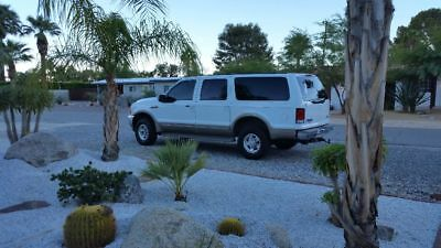 2001 Ford Excursion LIMITED ~ 7.3L DIESEL ~ 4X4 ~ 179K MILES 2001 Limited California Desert rust free - 7.3 Powerstroke - 4x4 with only 178k