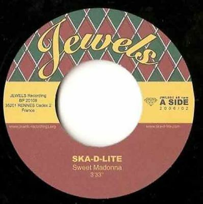 Ska-D-Lite – Sweet Madonna / Payday Friday 7 (HALLOWEEN SALE 2018)
