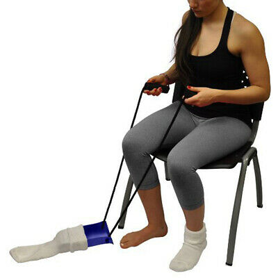 Sock Dressing Assist Aids Device Helper for Elderly Senior Pregnant Patients