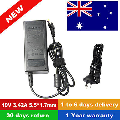 Laptop Charger For Acer Aspire E5-573 E5-574 E5-575 Ac Adapter With Free Cable