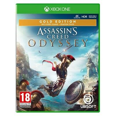 Assassin's Creed Odyssey Gold Edition Xbox One NEU&OVP