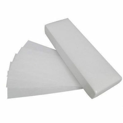 Professional BRANDED Disposable Depilatory Paper Waxing Wax Strips