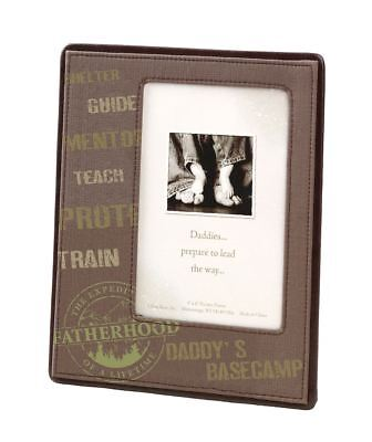 Daddy Outdoor Picture Photo Frame Baby Showers Christening Gifts