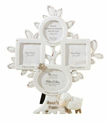 Little Lamb 1st Year Picture Photo Frame Baby Showers Christening Gifts