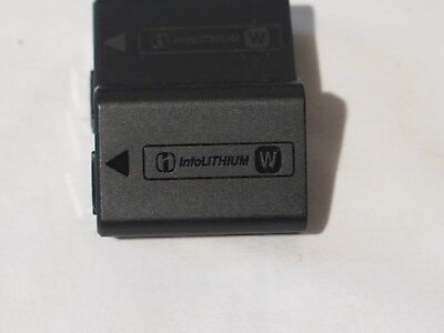 Sony Battery For A6000, A6300, A6500 NP-FW50 Rechargeable Battery Pack W Series