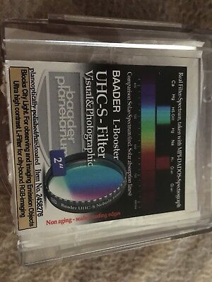 """Baader 2"""" UHC-S Filter with L-Booster"""