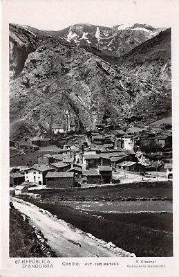 andorre. n°49487 . canillo