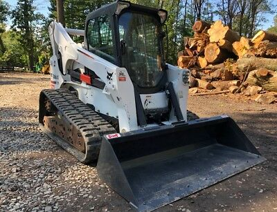 2016 Bobcat T870 Skid Steer (#2366)