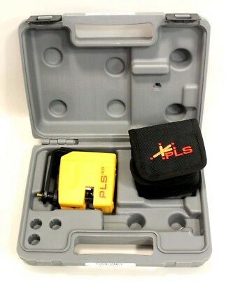 Pacific Laser Systems Pls180 Cross Line With Carry Case - Pls60521