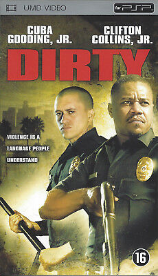 DIRTY - UMD video for PSP