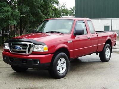 2006 Ford Ranger XLT 4WD SUPERCAB PICKUP TRUCK 2ND-OWNER! 61K Mls! 4X4 EXTENDED CAB TOW PACK FOG LAMPS KEYLESS ENTRY NON-SMOKER COLD AC RUNS GREAT
