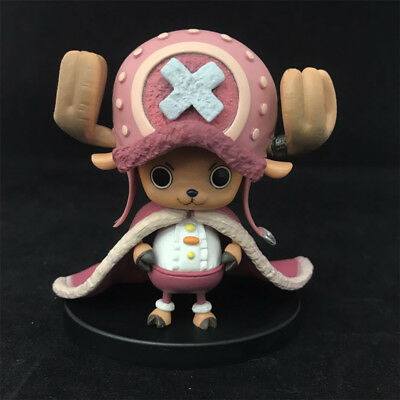 One Piece Tony Tony Chopper Action Figure PVC Anime Model Collection Gifts Toys