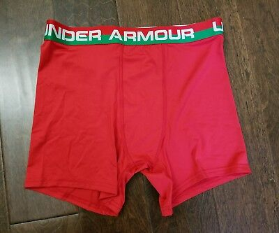 New Boy's UNDER ARMOUR Boxer Brief size YXL