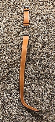 Apple Watch Band 38mm Brown Leather Hermes Double Tour