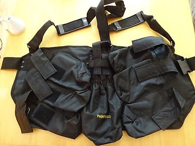 Paintball Paintbull Battlepack inkl. 4 Pods