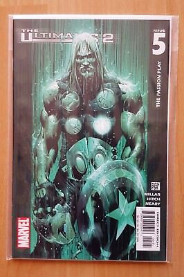 The Ultimates 2  #5 - Bryan Hitch Mark Millar - Marvel Comics (2005) * Nm *