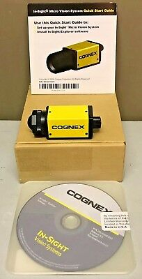 New Cognex ISM1400-10 w/ PATMAX Vision Camera InSight Micro 1400-10