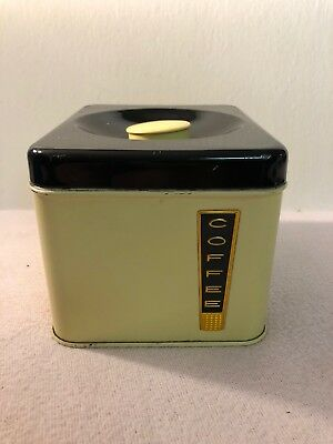 Lincoln Beautyware Coffee Canister