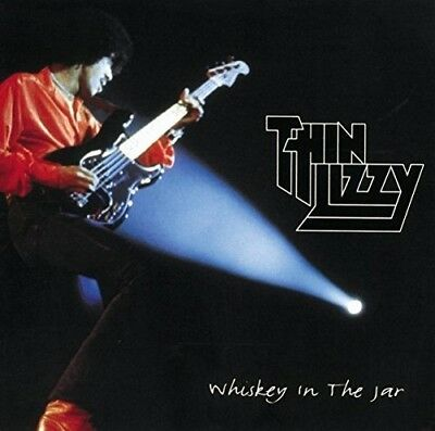 Cd Whisky In The Jar Thin Lizzy