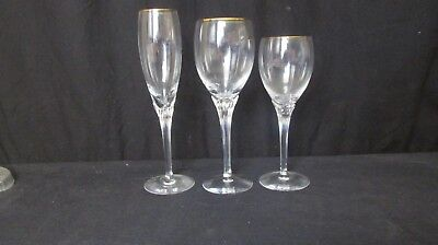 Lenox ERICA Water Goblet, Wine Glass, Champagne Flute