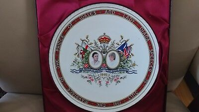 English Bone China Royal Wedding