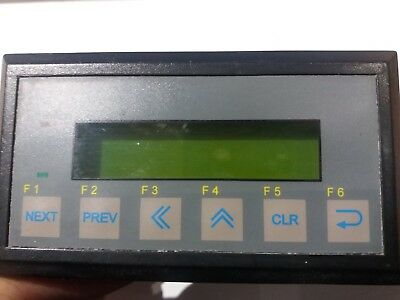 afficheur display omron NT2S