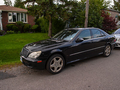 Mercedes-Benz: S-Class S430 2003 Mercedes S430 4MATIC AMG Appearance Package