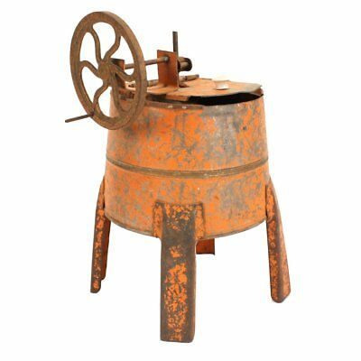 Antique Salesman Sample Washing Machine c. 1890s - Great Old Paint