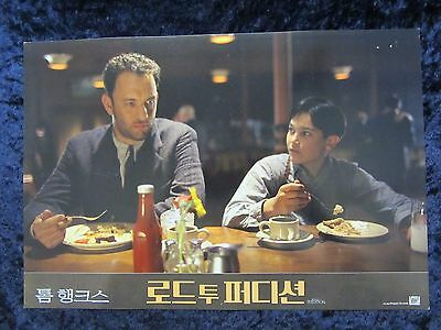 Road To Persition lobby card # 6 - Tom Hanks, Paul Newman, Jude Law