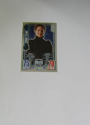Doctor Who Alien Attax 50th Anniversay set - foil card 24 Jenny Flint