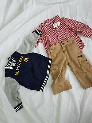 baby boy bulk size 12-18 and 18