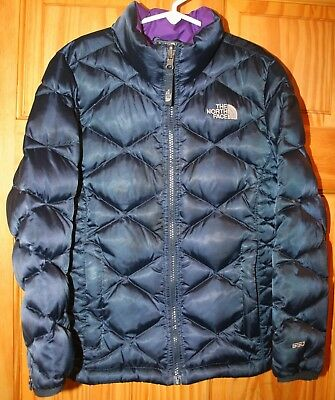 The North Face Aconcagua jacket GIRLS Small 7/8 Kids Girls  Fall / Winter Jacket