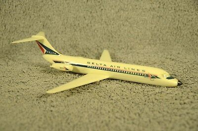 Delta Airlines DC-9 display model. 40+ years old. Nice.