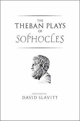 The Theban Plays Of Sophocles - New Hardcover W/tjacket